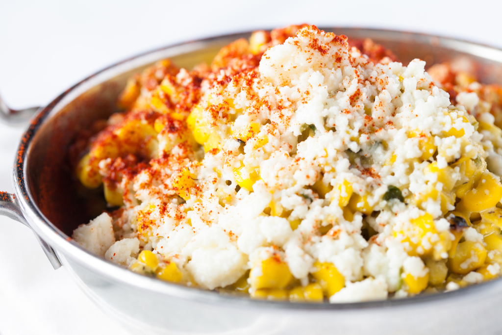 RoastedSweetCorn w- Avocado Butter and cotija cheese smoked paprika_UpperWestSantaMonica
