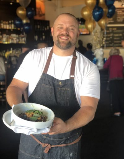 Chef Nick Shipp